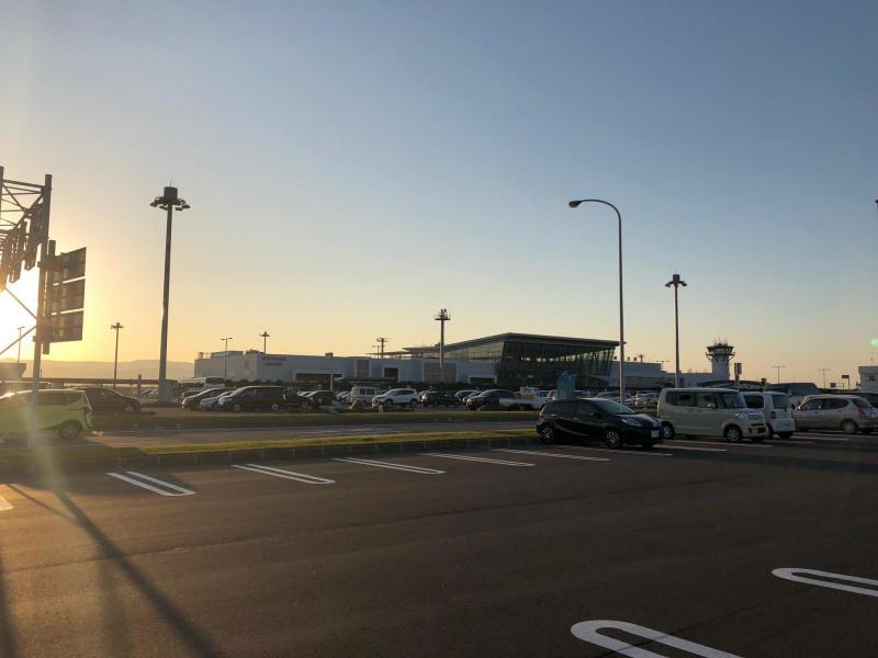 旭川空港1022