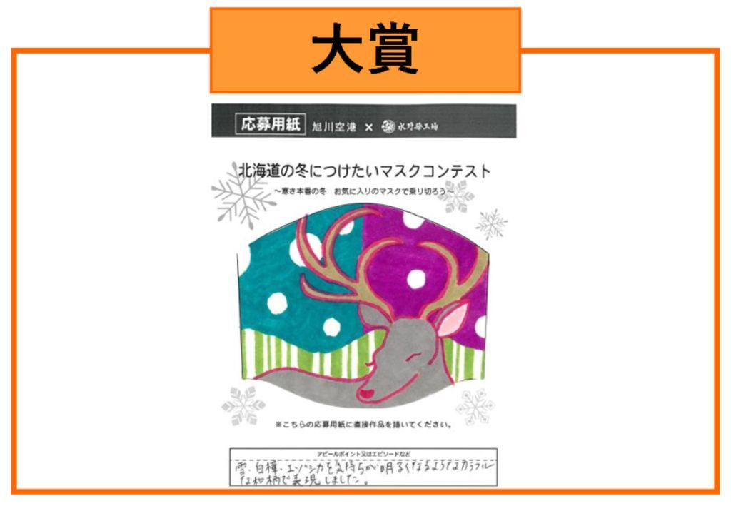 マスクコンテスト(大賞)のサムネイル